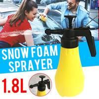 Hand Pressure Pump Sprayer Window Washing Cleaning Car Spray Wash Foamer Bottle Pressurized Spray Bottle Glass Cleaner Tool|Car Washer|Automobiles & Motorcycles -