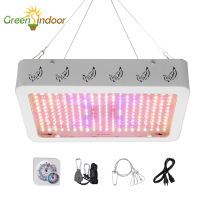 Greensindoor 1000W 2000W Led Grow Light Full Spectrum Phytolamp For Plants Phyto Lamp Indoor 3500K 6500K White IR UV Led Grow