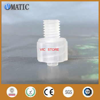 Free Shipping Quality 100Pcs Male Luer Tapered Syringe Fitting Connector (Polyprop) Luer Lock Tapered Connector