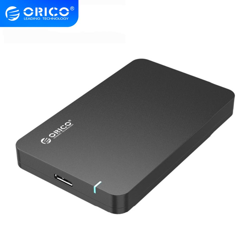 ORICO 2569S3-V1-BK Tool Free USB 3.0 External Hard Drive Enclosure USB 3.0 Hdd Case For 2.5