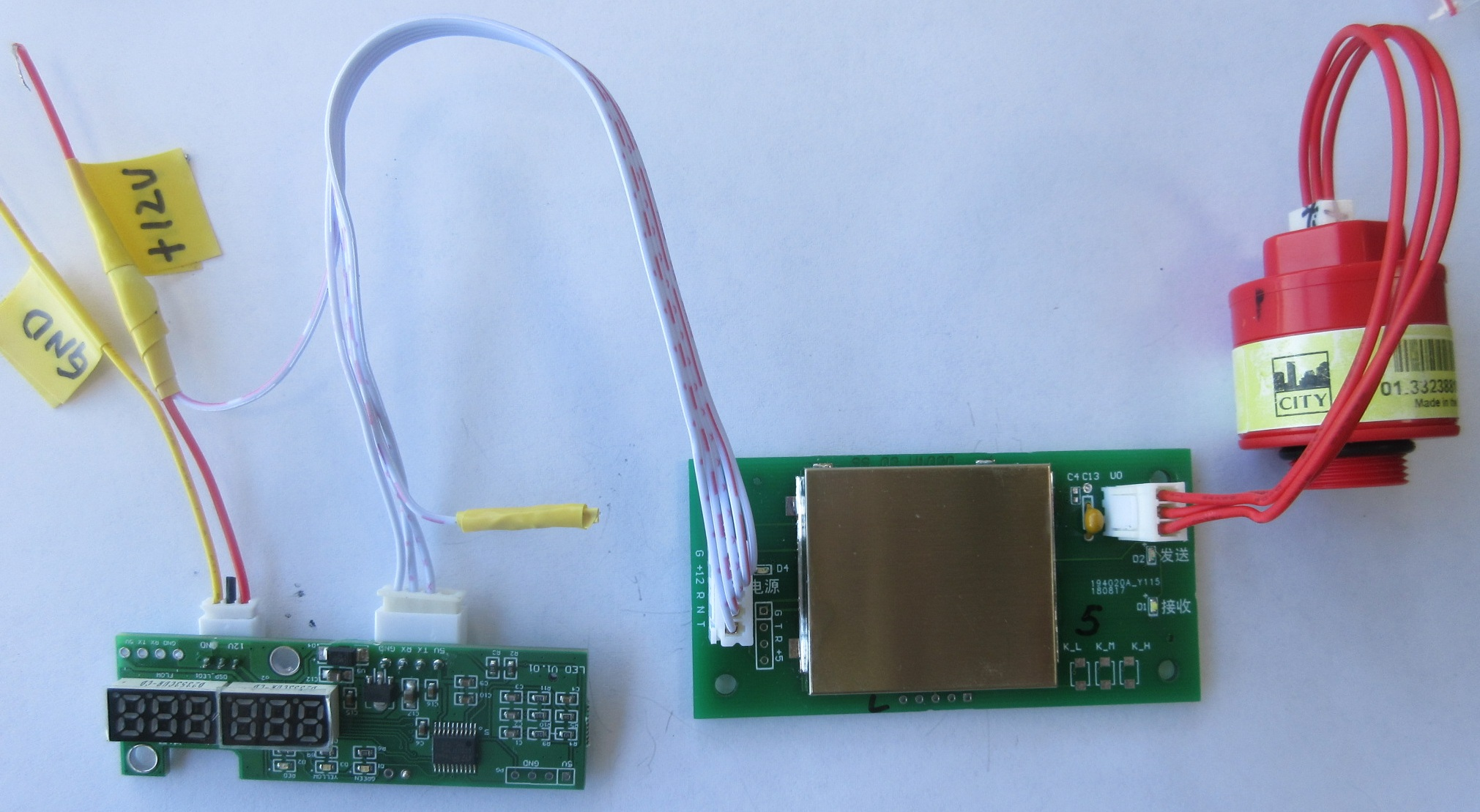 AO2 Sensor-Special Transmitter, Oxygen Sensor, Oxygen Transmitter, AO2, AO3