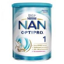 Молочная смесь NAN 1 Optipro с рождения 400 гр