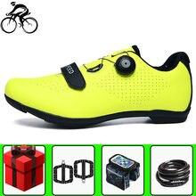 Кроссовки велосипедные унисекс без блокировки дышащие для езды