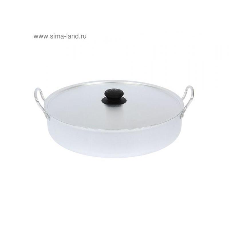 Frying Pan Калитва, 34 Cm, With Cover