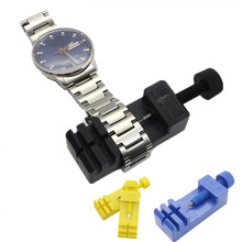 Adjustable Watch Band Strap Bracelet Link Pin Remover Repair Tool Kit цена и фото
