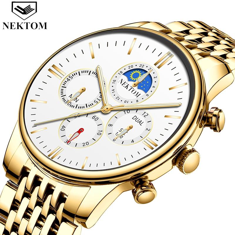 Relojes 2019 Watch Men Fashion Sport Quartz Clock Mens Watches Top Brand Luxury Business Waterproof Watch Relogio Masculino