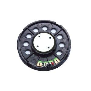Image 4 - 53 мм 32 Ом Hi Fi драйвер для наушников с металлическим покрытием, 3 полосные сбалансированные прозрачные колонки 120 дБ