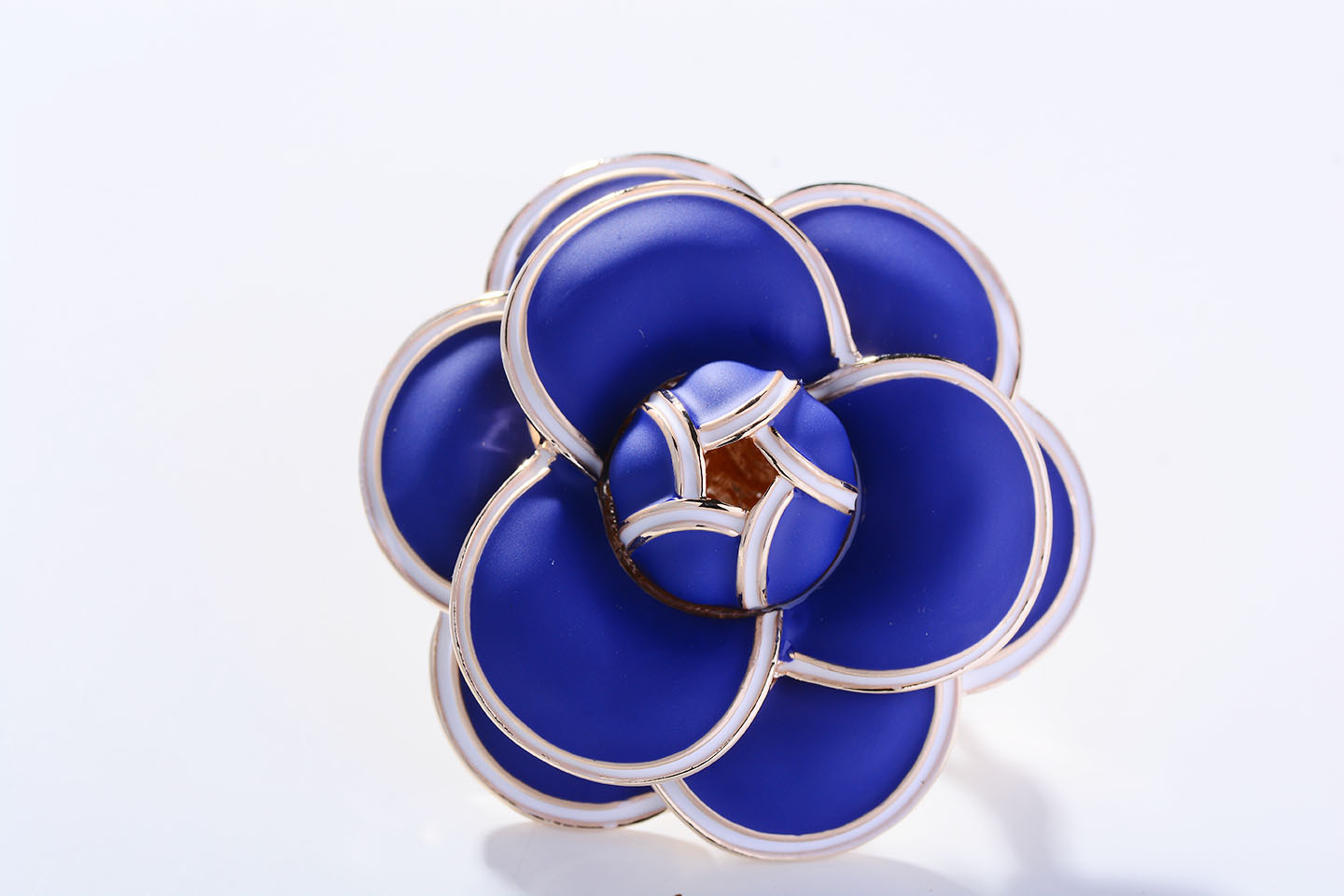 Multicolor Flower Brooch Pin for Women's Enamel Vitage Brooch Jewelry Clothes Scarf Buckle Garment Accessories Fine Jewelry Gift-5