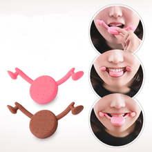 Силиконовый ортодонтический тренажер для лица и рта 2 цвета
