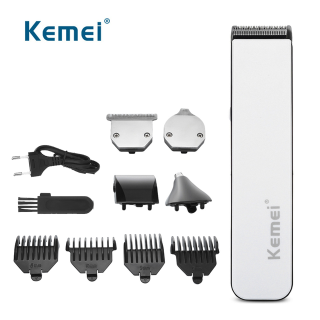 Rechargeable Hair Trimmer Professional Hair Clipper Hair Shaving Machine Hair Cutting Beard Electric Razor 220 240V 40D