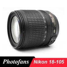 Nikon 18-105 Lens AF-S DX 18-105mm f/3.5-5.6G ED VR Lenses for Nikon D3200 D3300 D3400 D5200 D5300 D5500 D90 D7100 D7200 D500