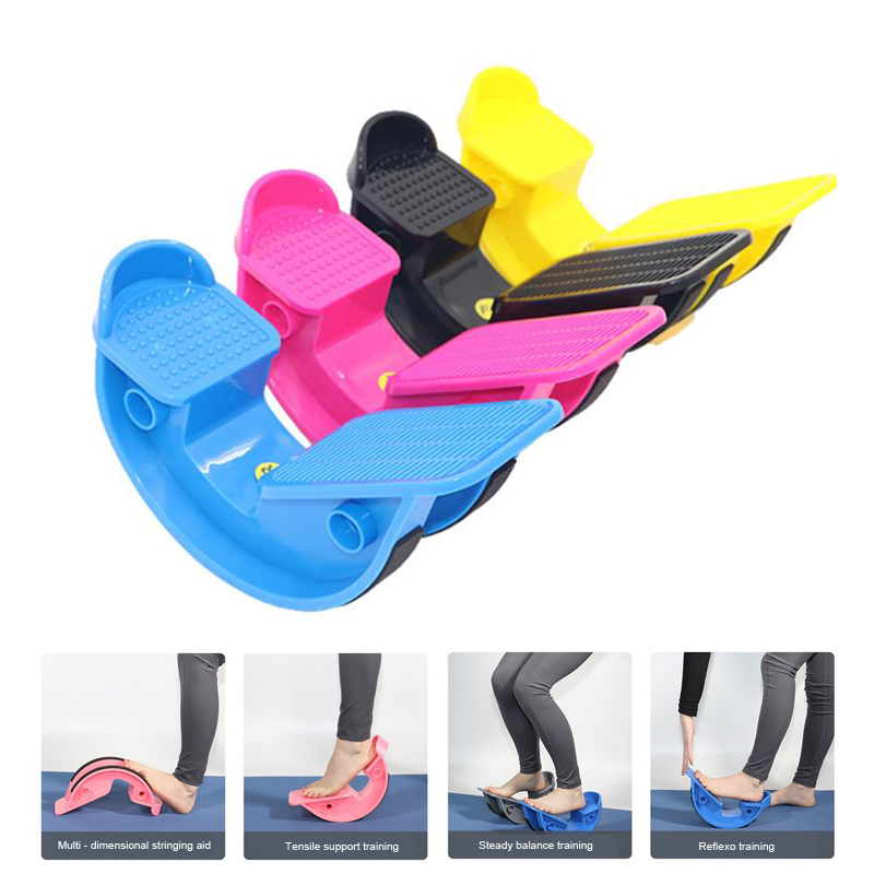 Mini Stepper Pedal Easy To Take Cycling Fitness Indoor Homework Exerciser Yoga Stretch Bar Fitness Equipment