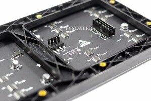 Image 4 - LYSONLED 40 pz/lotto P4 SMD Dellinterno di Colore Completo Ha Condotto il Modulo Display 256x128mm, 1/16 di scansione SMD2121 LED 64x32dots