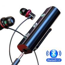 Wireless adapter bluetooth aux audio music transmitter new v50