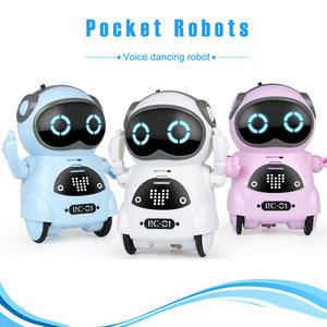 Toys Robot Voice-Recognition Talking-Interactive Mini Gift AN88 Pocket Singing Record