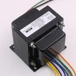 Image 3 - 140W צינור מגבר שנאי 230VX2 6.3VX1 6.3VX1 באיכות גבוהה שנאי עבור EL34 צינור כוח Amp