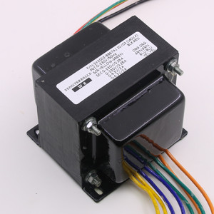 Image 3 - 140W Buizenversterker Transformator 230VX2 6.3VX1 6.3VX1 Hoge Kwaliteit Transformator Voor EL34 Buis Power Amp