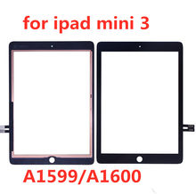 For iPad for ipad mini 3(A1599/A1600) Touch Screen Digitizer Replacement Front Glass Assembly -Not Includes Home Button(China)