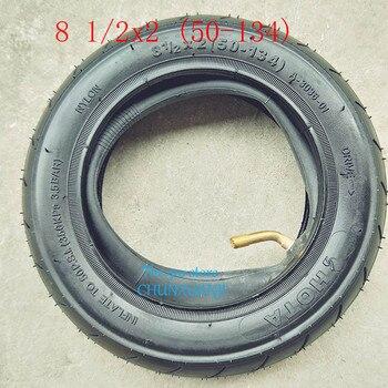 Высокая производительность 8 1/2X2 (50-134) шины 8,5 дюймов детская коляска тачка электрический велосипед скутер шины внутренняя труба 8 1/2*2