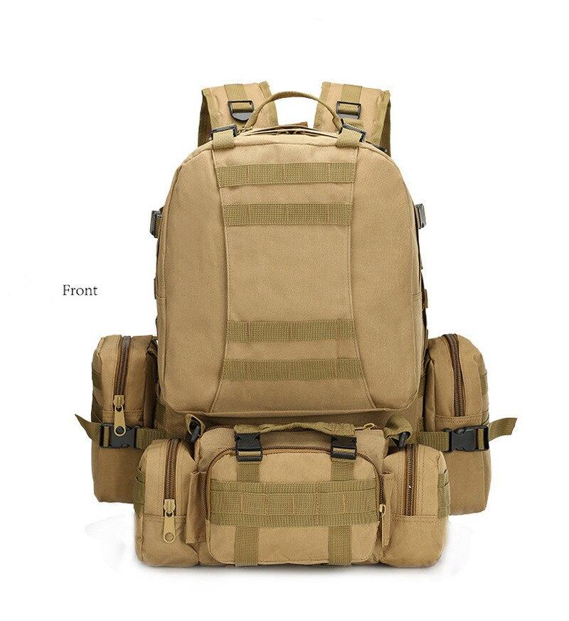 Sac à dos tactique militaire Molle sac à dos tactique sac à dos de sport sac à dos imperméable Camping randonnée sac à dos