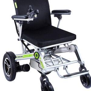 Airwheel H3S авто-складное Электрическое Кресло-коляска с приложением с дистанционным управлением новая высокая стоимость $2758,9 все включено от д...
