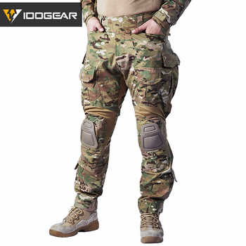 IDOGEAR G3 Pants Multicam Combat Trousers Military Army Airsoft Tactical  Bdu Camouflage Pants Winter Hunting 3205 - DISCOUNT ITEM  30% OFF All Category