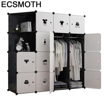 Moveis Para Casa Armario Ropa Dressing Penderie Chambre Rangement Cabinet Closet Mueble De Dormitorio Bedroom Furniture