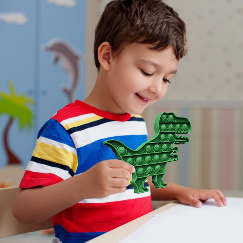Toy Fidget-Toys Sensory-Toy Autism Needs-Stress Push Bubble Popit Special Simple Dimple img4