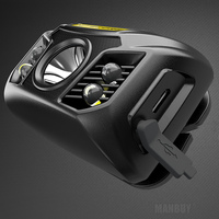 Nitecore NU32 outdoor sport Scheinwerfer 550Lumen CREE XP G3 S3 LED BuiltIn Akku Licht Im Freien Such Freies Verschiffen-in Scheinwerfer aus Licht & Beleuchtung bei