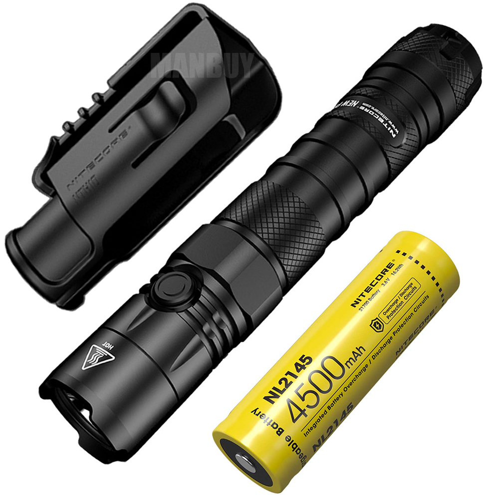 18650 Battery BR WF-501B 2500LM X-XM-L T6 LED Flashlight Torch for Camping