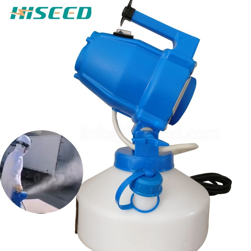 5L mini sterilization portable electric ulv cold fogger sprayer for disinfection Hot sale products