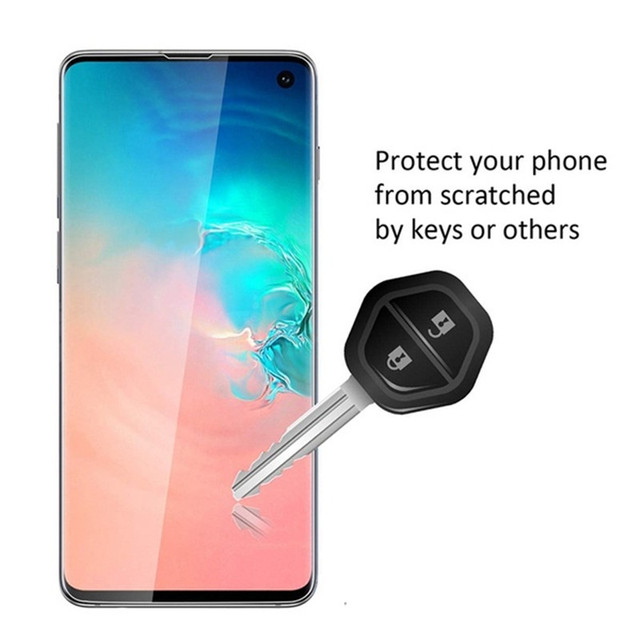 20D Front Back Full Cover Hydrogel Film For Samsung Galaxy S9 S8 S10 Plus Screen Protector For Note 8 9 10 Plus S10e Not Glass 3