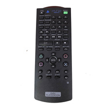 SCPH 10420 IR REMOTE control for Sony Slim PS2 Playstation 2 DVD Playstation V9 Slim PS2 SCPH 5 SCPH 7 SCPH 9 SCPH 10 (USED)