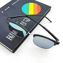 2020 novos chegam moda vermelho verde cor cegueira óculos de correção feminino homem motorista óculos colorblind blindsunglasses
