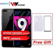 Honor 9 Lite, 5,65 дюйма, Восьмиядерный, 2160*1080 P, мобильный телефон, двойной шрифт, задняя камера, 3000 мАч, отпечаток пальца, Face ID