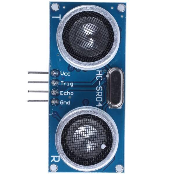 100Pcs Ultrasonica Del Modulo Sensore di Misurazione Della Distanza Ad Ultrasuoni Modulo Ad Ultrasuoni Che Vanno Modulo HC SR04 - 2