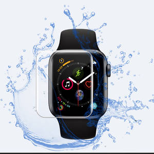 Protector-Film Apple-Watch 4-Film-Series 10D New for 40-44mm Full-Cover 1/2/3/4-not-glass-film