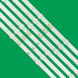Image 4 - 12 pièces TÉLÉVISION barre de LED Remplacement pour LG 50LN5200 50LN5400 50LN5750 50LN577S 6916L 1272A 6916L 1241A 6916L 1273A 6916L 1276A