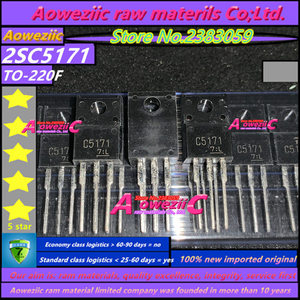 Image 3 - Aoweziic 2018 + 100% חדש מיובא מקורי 2SA1930 2SC5171 A1930 C5171 כדי 220 אודיו תדר כוח מגבר צינור