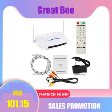 Great Bee 2020 Free shipping No monthly payment best great bee Arabic IPTV box,