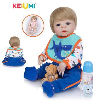 Кукла-младенец KEIUMI KUM23FS01-WGW29 1