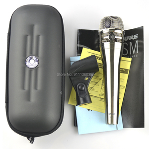 Image 3 - Free shipping ,KSM8/N  wired dynamic cardioid professional vocal microphone , KSM8 wired vocal microphone