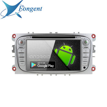 For Ford Mondeo Focus C-MAX Galaxy Tourneo Transit S-max Kuga multimidia carplay Android DSP Car 2 Din DVD Player GPS RDS Radio