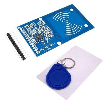 Pn5180 Nfc Rf сенсор Iso15693 Rfid высокочастотная Ic карта Icode2 считыватель писатель