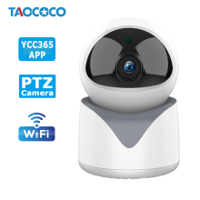 YCC365 1080P Cloud IP Camera Baby Monitor 2.0MP HD Infrared Home Security Camera Auto Tracking WiFi Camera Wireless CCTV Camera