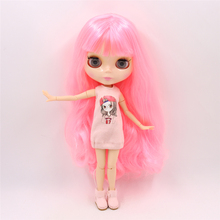 Factory Neo Blythe Dolls Shiny Face Jointed Body 30cm