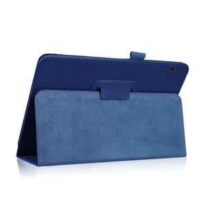 Защитный чехол, Умный Магнитный кожаный флип чехол, чехол подставка для Huawei Mediapad T5 10 дюймов, чехлы для планшетов Чехлы для планшетов и электронных книг      АлиЭкспресс