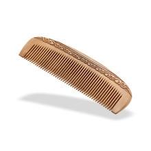 אופנה טבעי רחב שן אפרסק עץ מסרק בריא ללא סטטי עיסוי שיער מסרק עץ הסיני מסורתי תספורת כלי חדש