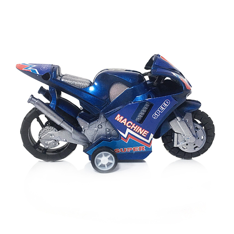 Four-Wheel Motorcycle Model 4