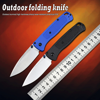 535 Pocket-EDC Folding Knife Household Fruit Outdoor Survival Camping Hunting Wilderness Practical Tool Christmas Portable mini multifunctional keychain edc outdoor camping portable stainless steel pocket tools for wilderness survival dropshipping csv